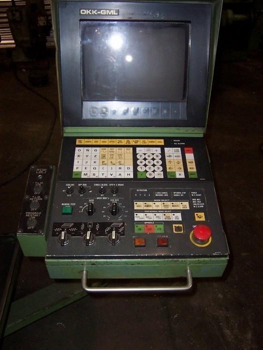 used metal working machine
